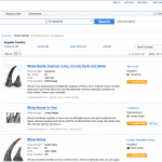 Korean Website Displays Adverts for Rhino Horn, Pangolin Scales [UPDATED]