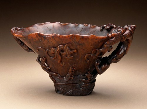 New York antiques dealer Qiang Wang has pled guilty to smuggling rhino horn and ivory artifacts. Photo Los Angeles County Museum of Art public domain via Wikimedia Commons