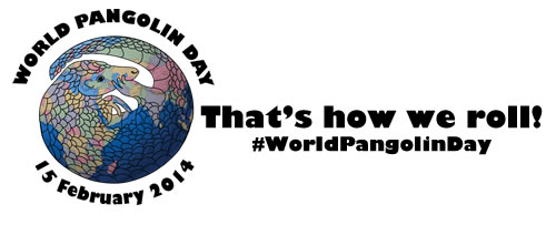 World Pangolin Day: That's how we roll!