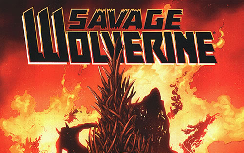 Serious issues have historically been editorialized in comics, and now, Savage Wolverine takes on wildlife trafficking.