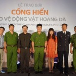 Vietnam: Wildlife Protection Awards Honor Law Enforcement Officers, Journalists