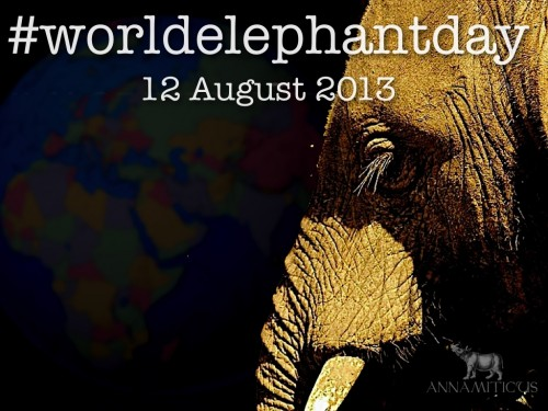 World Elephant Day is celebrated on August 12.