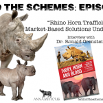 Rhino Horn Trafficking: Market-Based Solutions Under Scrutiny [Podcast]