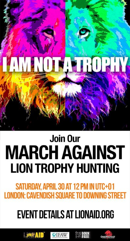 Trophy hunting is as morally, ethically and economically corrupt as the drug trade and people smuggling. It has no conservation benefit whatsoever.""