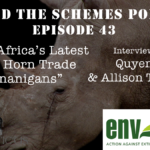 South Africa's Latest Rhino Horn Trade Shenanigans [Podcast]